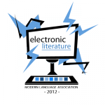 E-lit MLA Logo