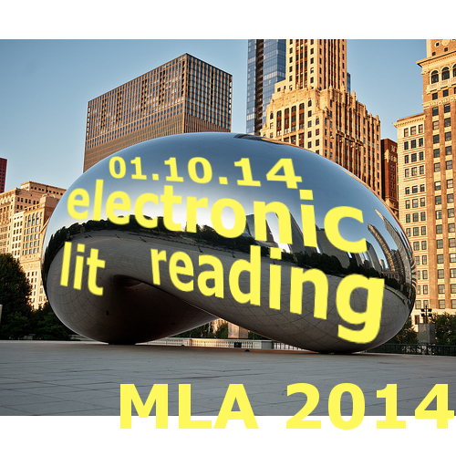 E-lit Off-site Reading MLA 2014