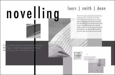 Novelling screenshot